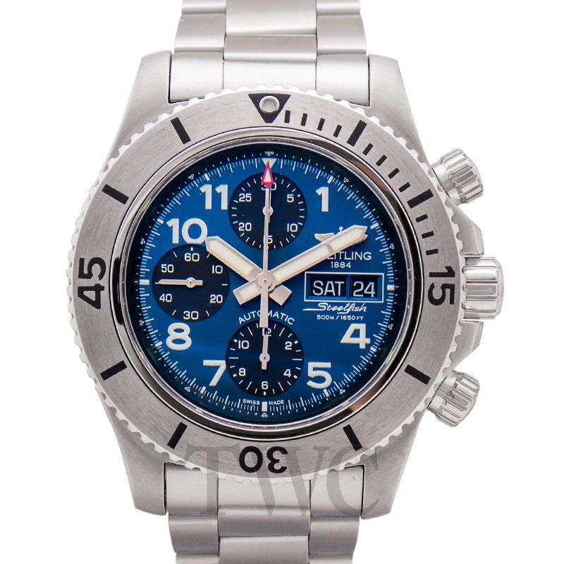 Breitling Superocean, Best Luxury Watch Brands