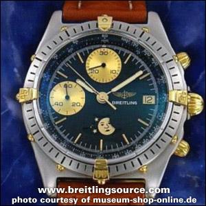 Chronomat Moonphase (1985), Breitling Chronomat Watches