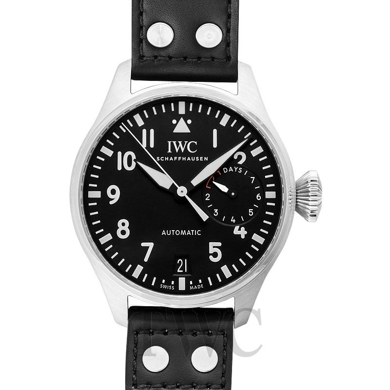 IWC Big Pilot, Best Luxury Watch Brands