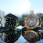 Luxury watch brands, Rolex