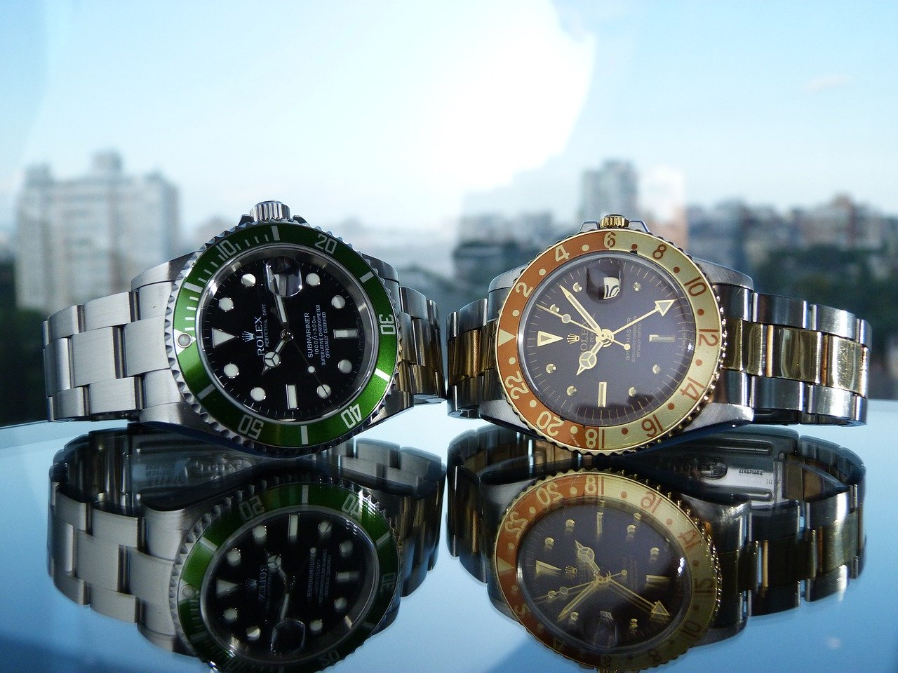 Luxury watch brands, Rolex