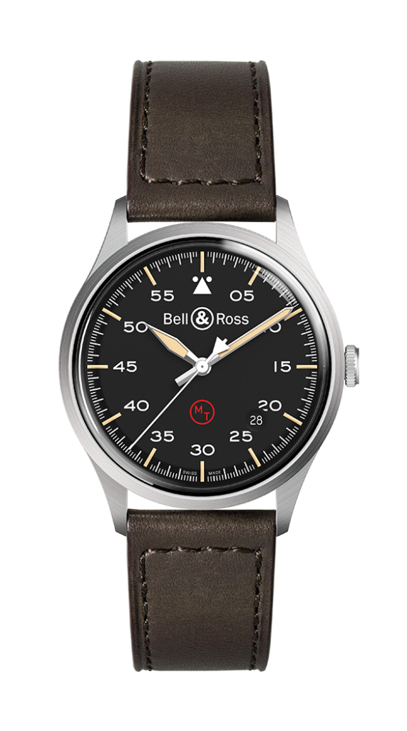 Bell and Ross BR V1-92 Military, military watches