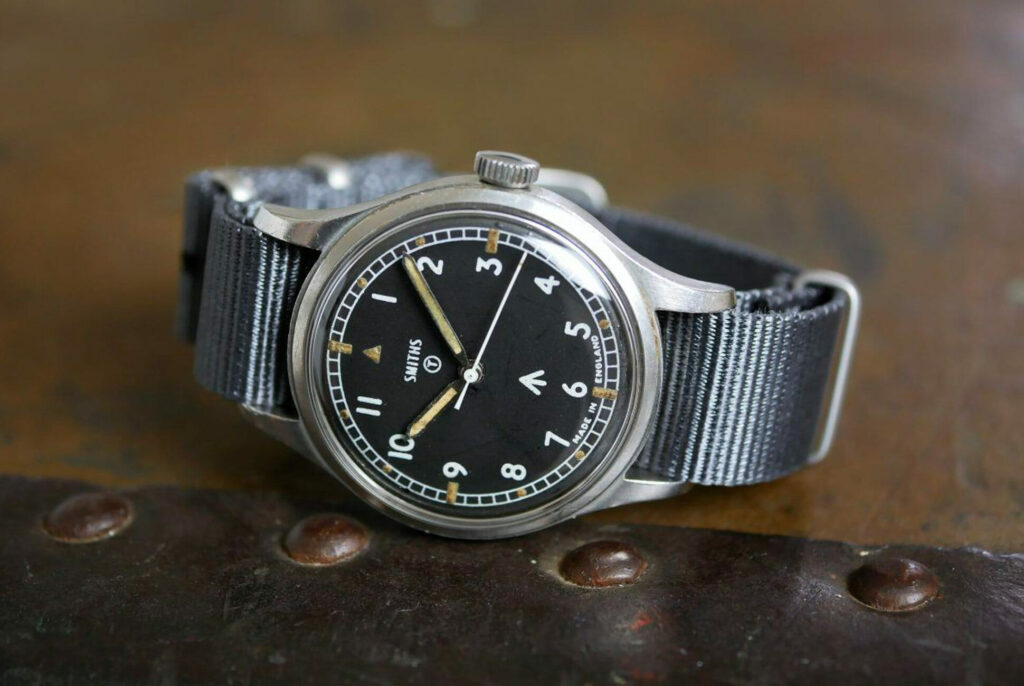 British Broad Arrow, military watches