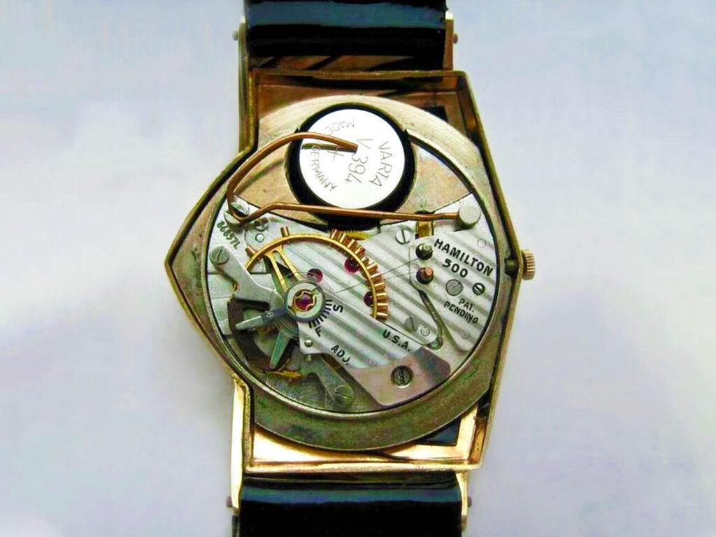 Hamilton Ventura movement, Hamilton Ventura Watches