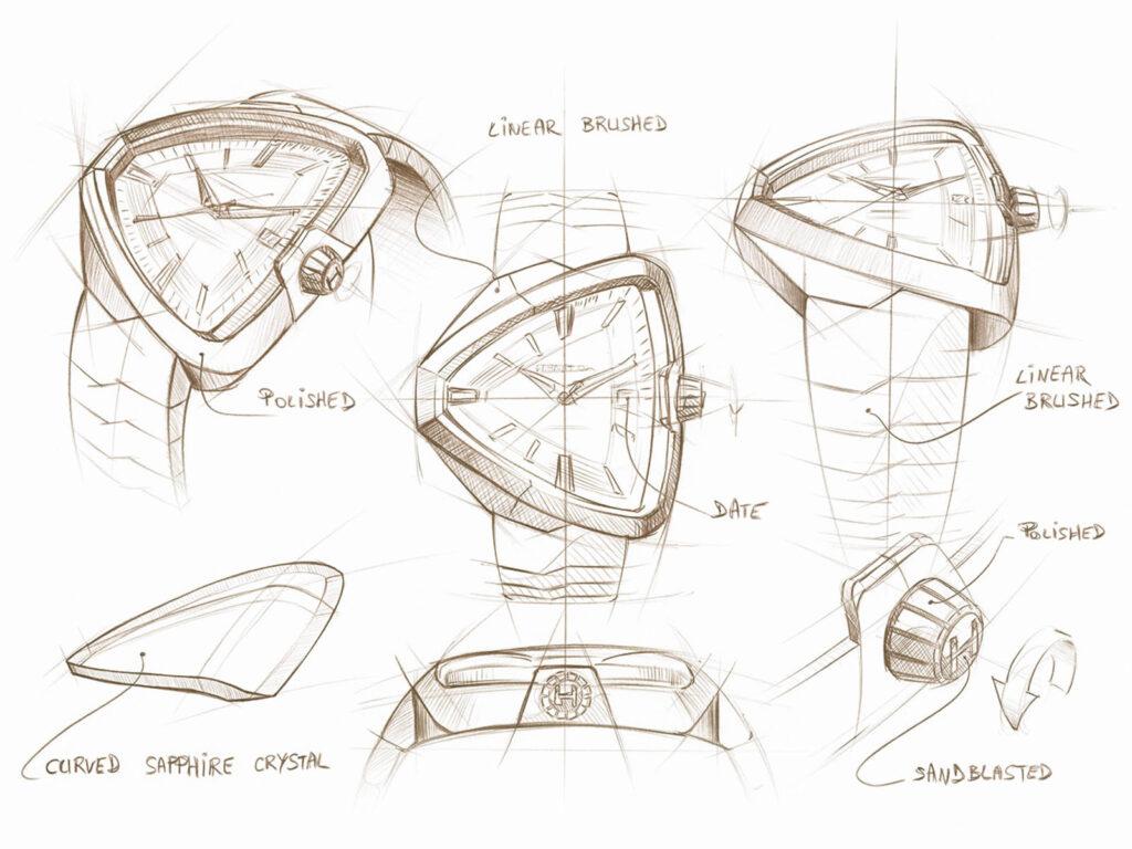 Hamilton Ventura sketch