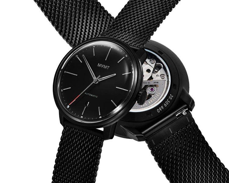 MVMT Arc Automatic The Obsidian Ore, MVMT Watch