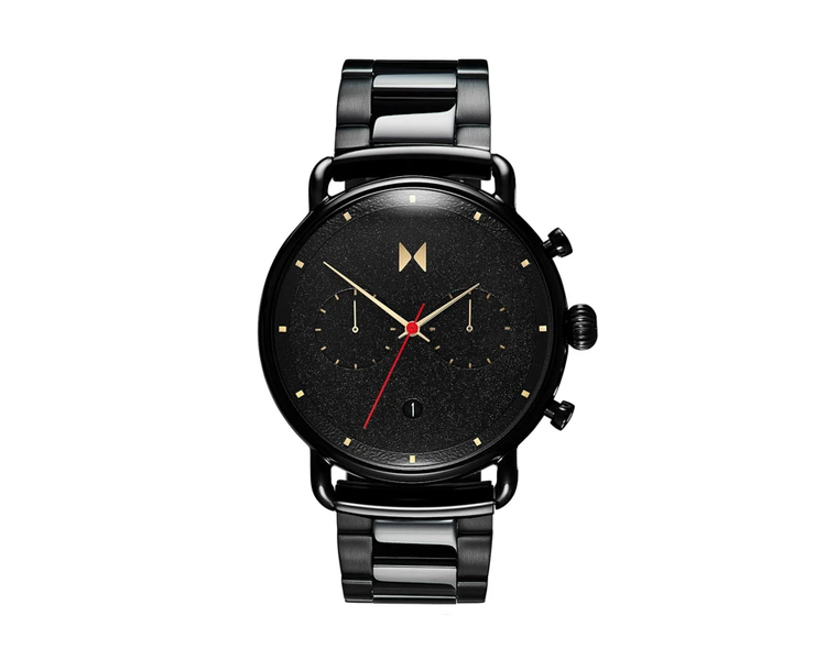 MVMT Black Top Caviar, MVMT Watch