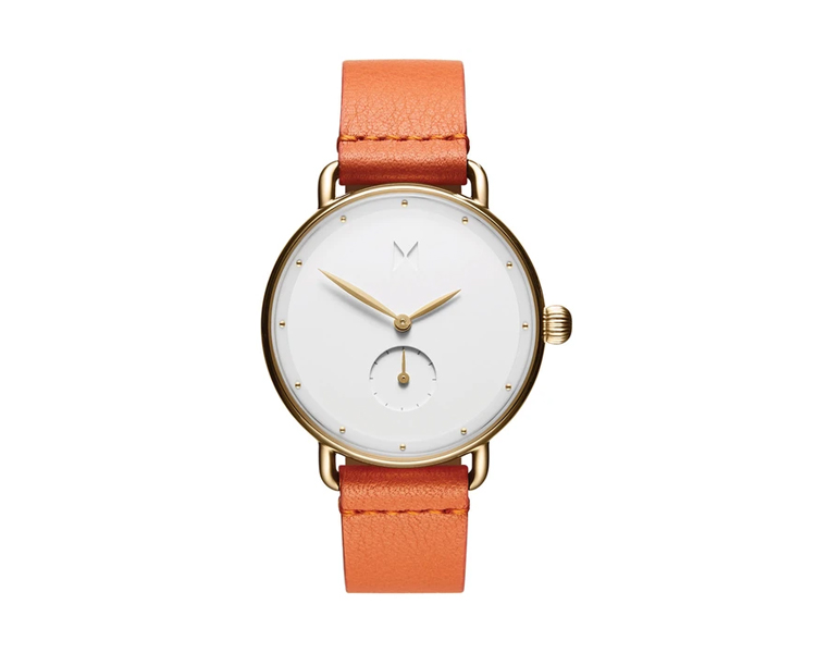 MVMT Bloom Burnt Poppy, MVMT Watch