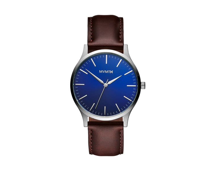 MVMTThe 40 Series Blue Brown, MVMT Watch