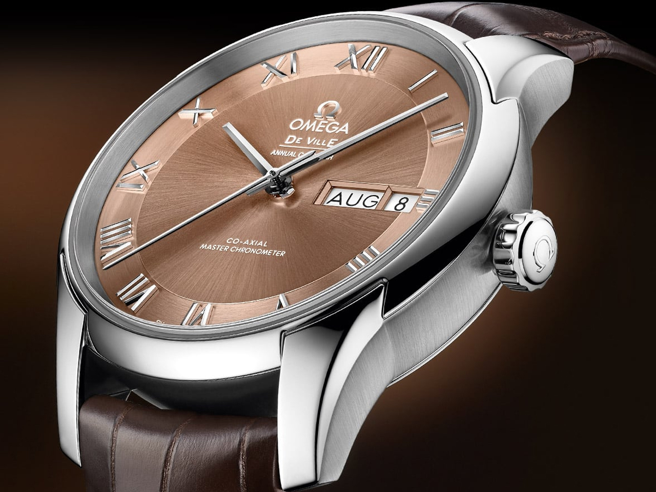A Lowdown on the Elegant Omega De Ville Collection