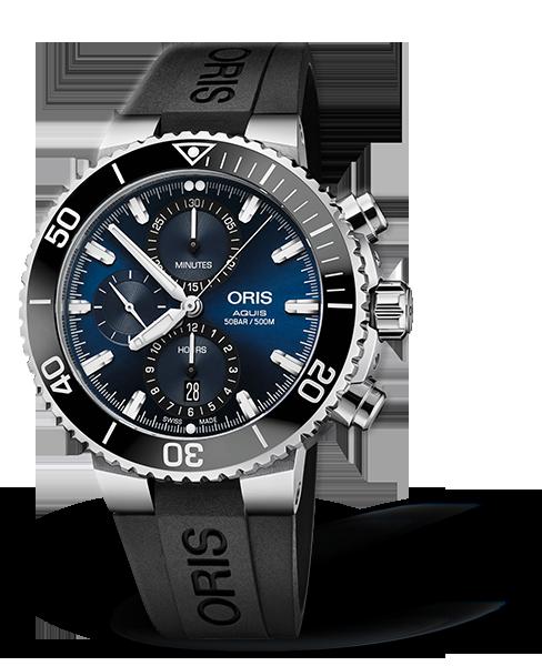 Oris Aquis Chronograph, Oris Aquis Watches