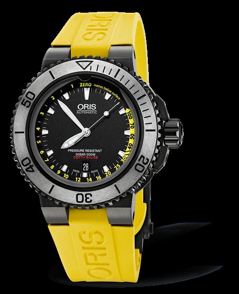 Oris Aquis Depth Gauge, Oris Aquis Watches