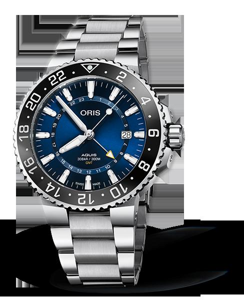 Oris Aquis GMT Date, Oris Aquis Watches