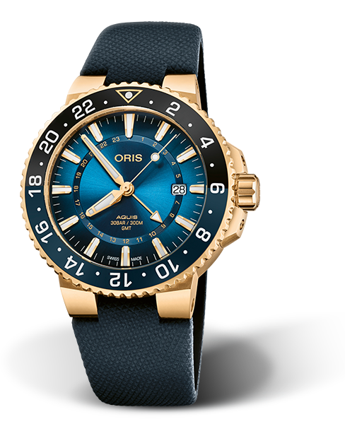 Oris Carysfort Reef Gold Limited Edition, Oris Aquis Watches