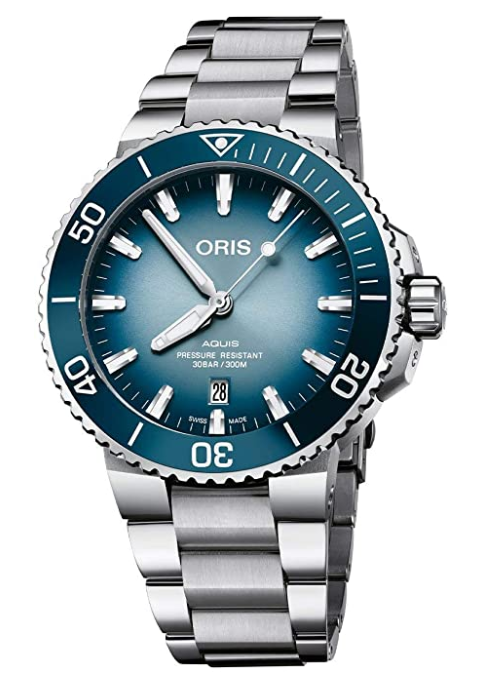 Oris Lake Baikal Limited Edition, Oris Aquis Watches