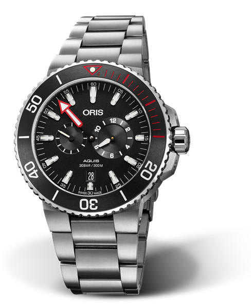 "Oris Regulateur ""Der Meistertaucher"", Oris Aquis Watches"