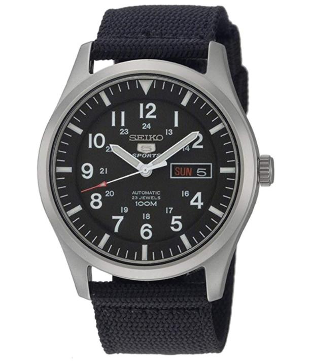 Seiko 5 SNZG15, Hamilton Watches