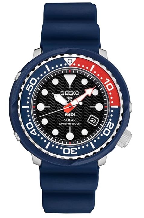Seiko Tuna PADI Special Edition, Seiko Tuna Watch