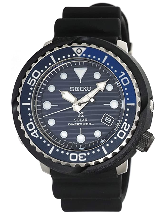 "Seiko ""Save the Ocean"" Tuna, Seiko Tuna Watch"