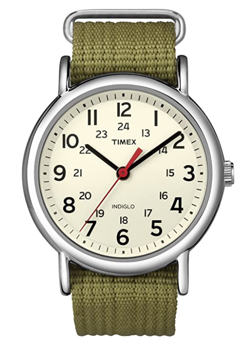 Timex Weekender, Military Watches