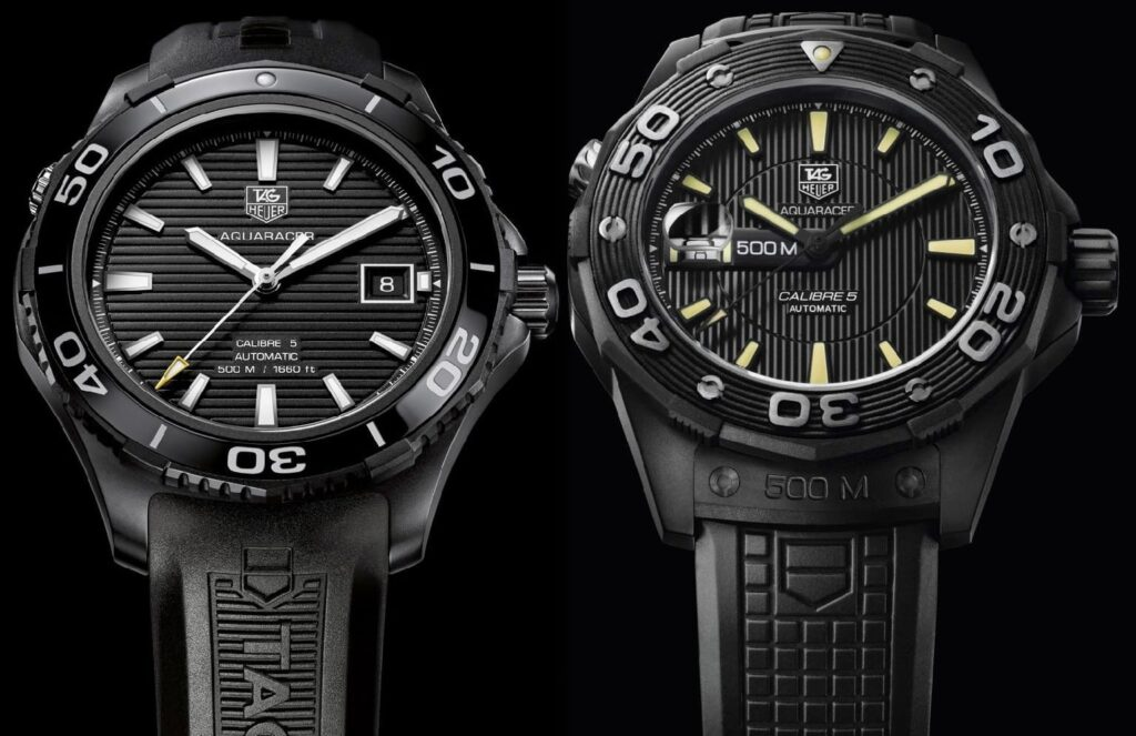 Tag Heuer Aquaracer 500m Watches