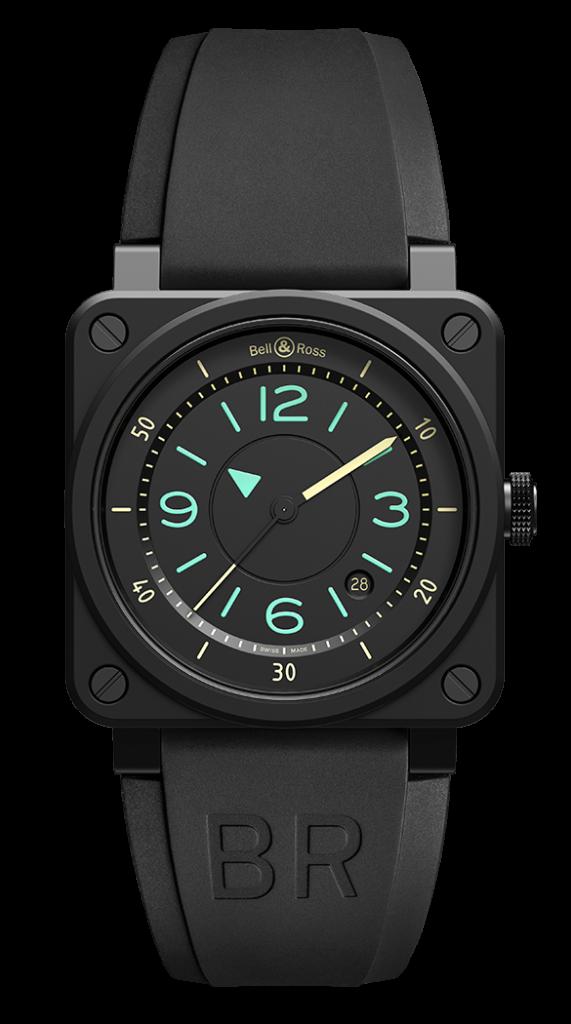 Bell & Ross BR-03 92 Bi-Compass, Bell & Ross Watches