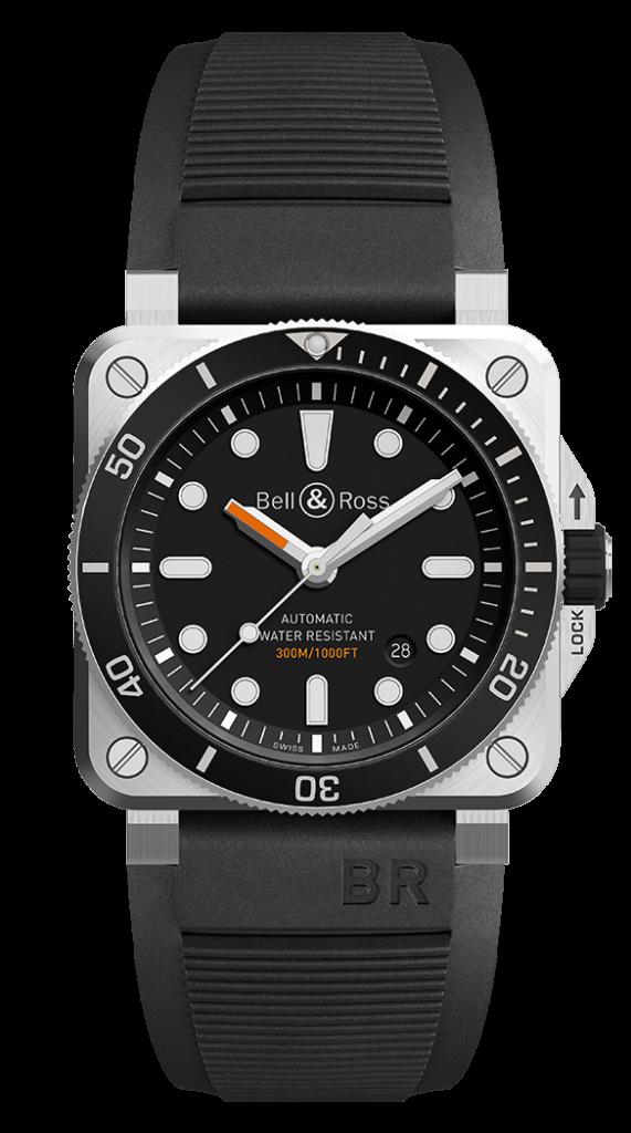Bell & Ross BR-03 92 Diver, Bell & Ross Watches