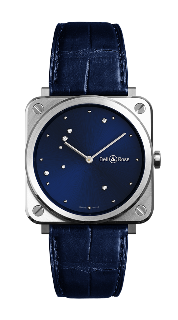 Bell & Ross BR S Blue Diamond Eagle, Bell & Ross Watches