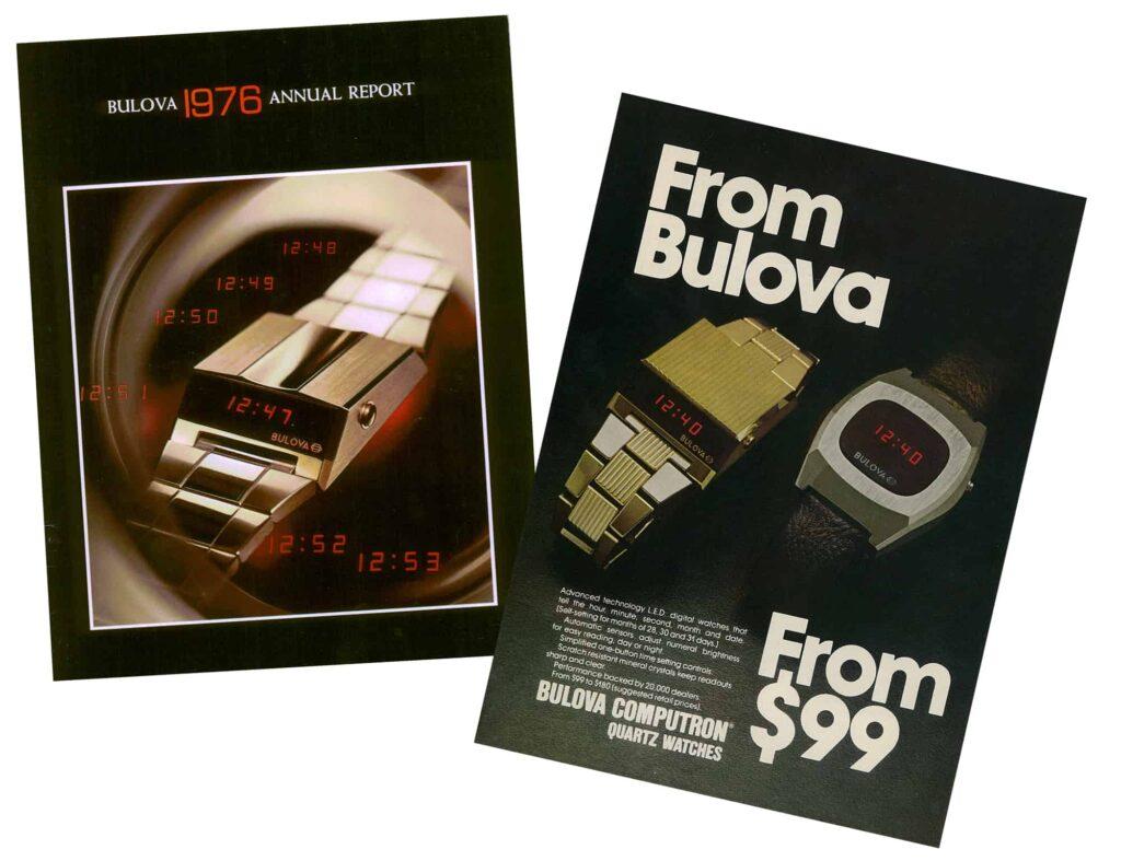 Bulova Vintage Ad
