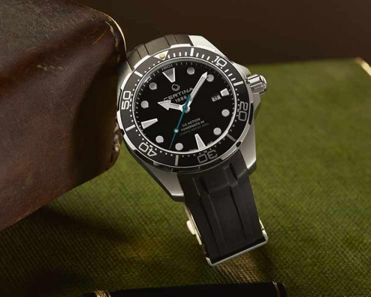Certina DS Action Diver Powermatic 80, Certina Watches