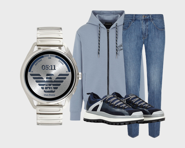 Emporio Armani Watches Smartwatch 3