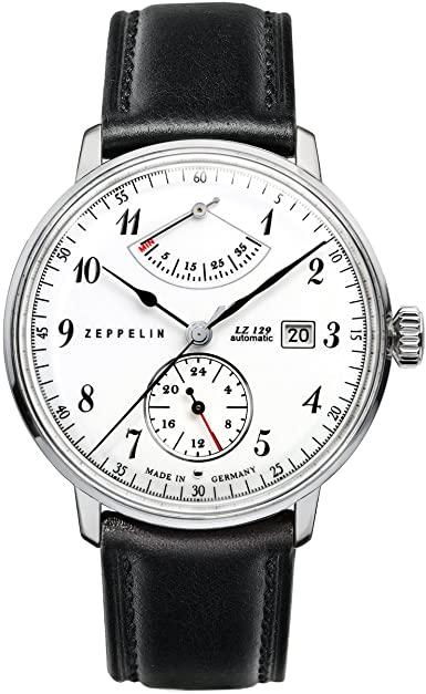 Graf Zeppelin watches Hindenburg LZ129 7060, Zeppelin Watches