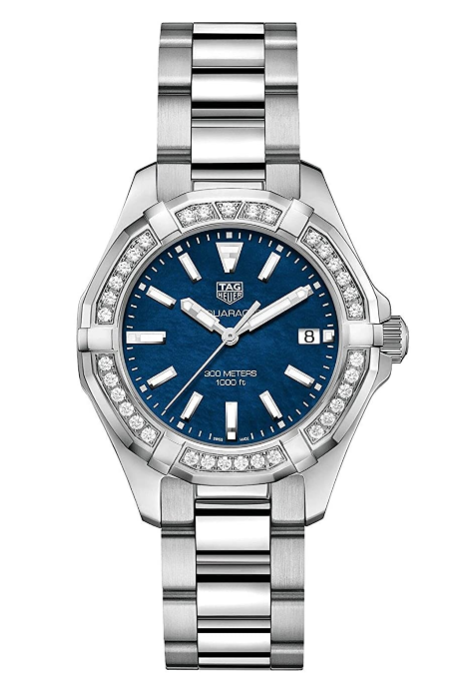 Tag Heuer Aquaracer Quartz with Diamonds