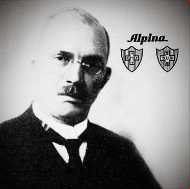 Alpina Founder Gottleib Hause