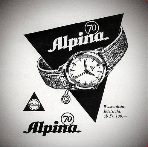 Alpina Watches Alpina 70