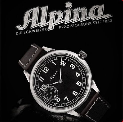 Alpina Watches Military