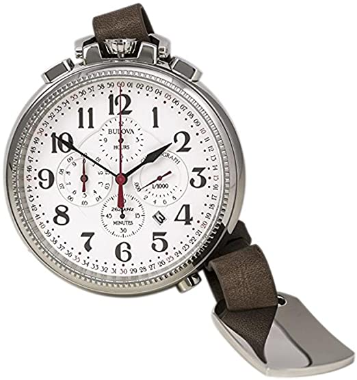 Bulova Men's Front Pocket Watch