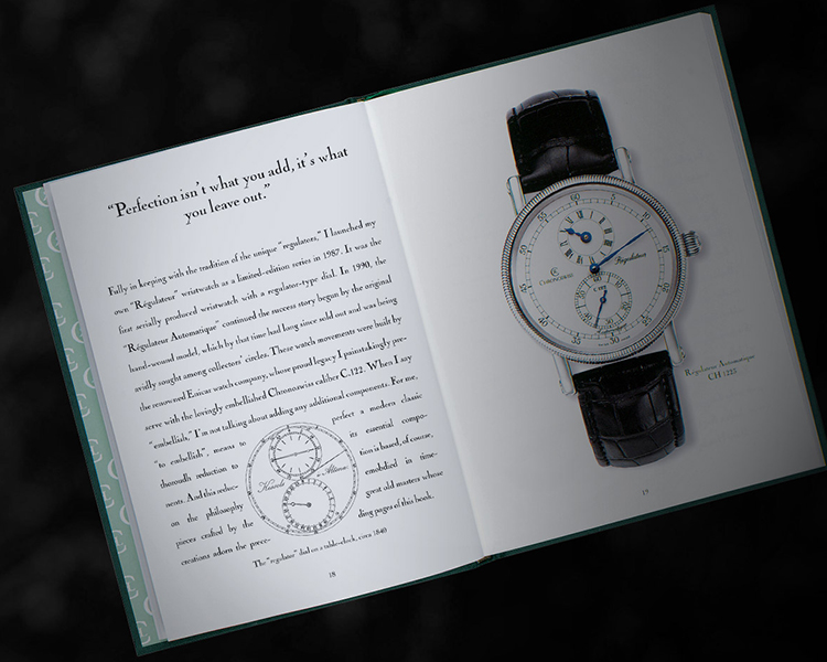 Chronoswiss Watches History