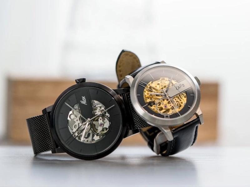 EONIQ Watches, Custom Watches
