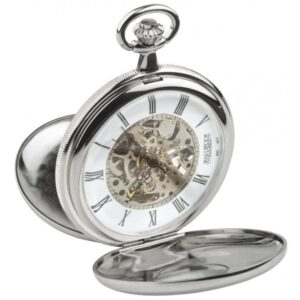 Jean Pierre Double Hunter Pocket Watch