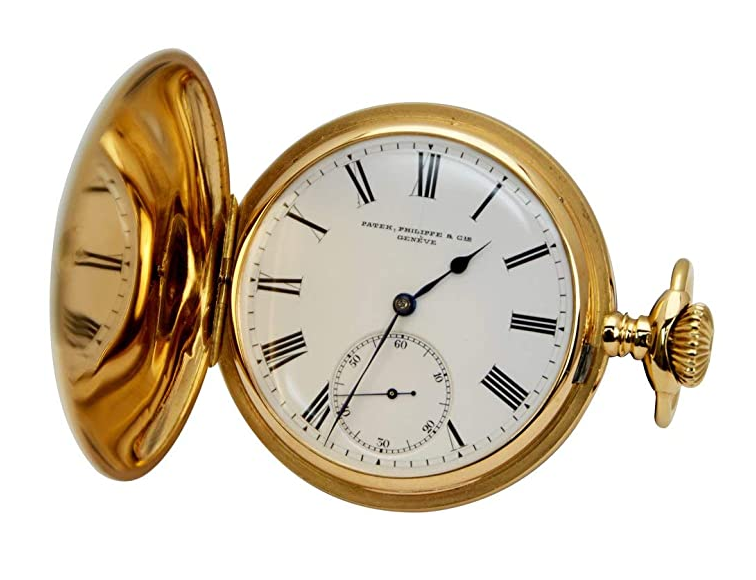Patek Philippe 973J Pocket Watch