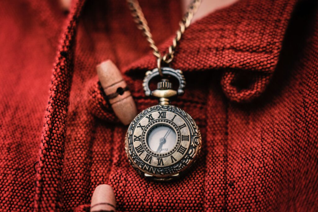 Pocket Watch as pendant