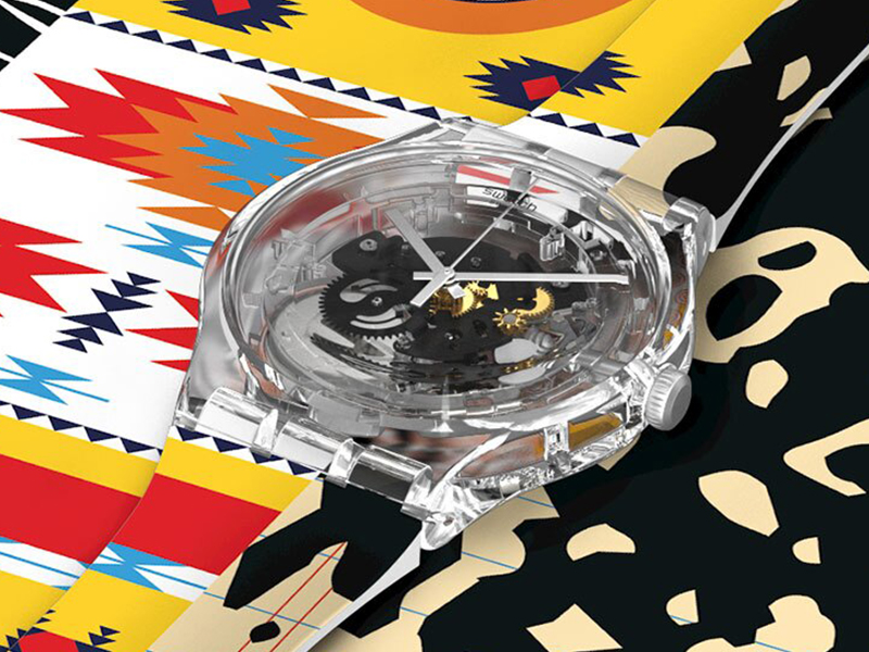 Swatch X You, Custom Watches