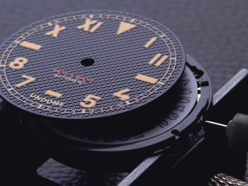 UNDONE Watches, Custom Watches