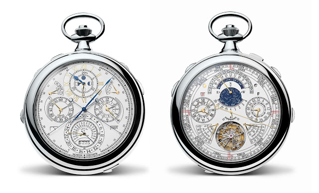 Vacheron Constantin Reference 57260, Pocket Watches