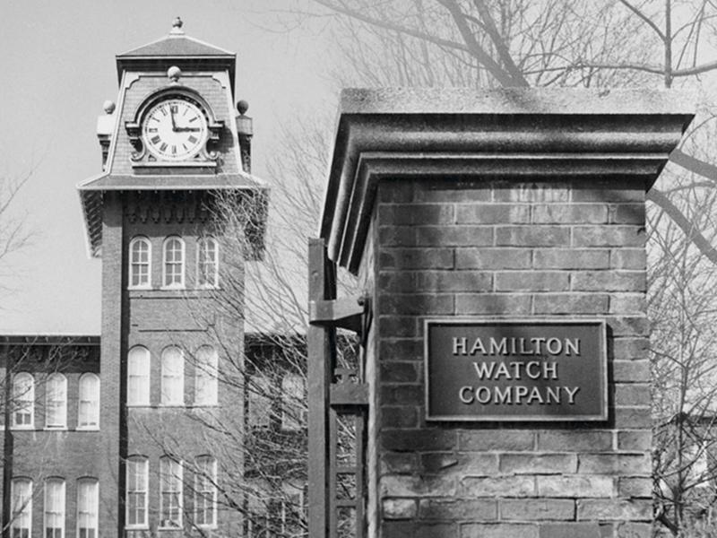 Hamilton Watches History