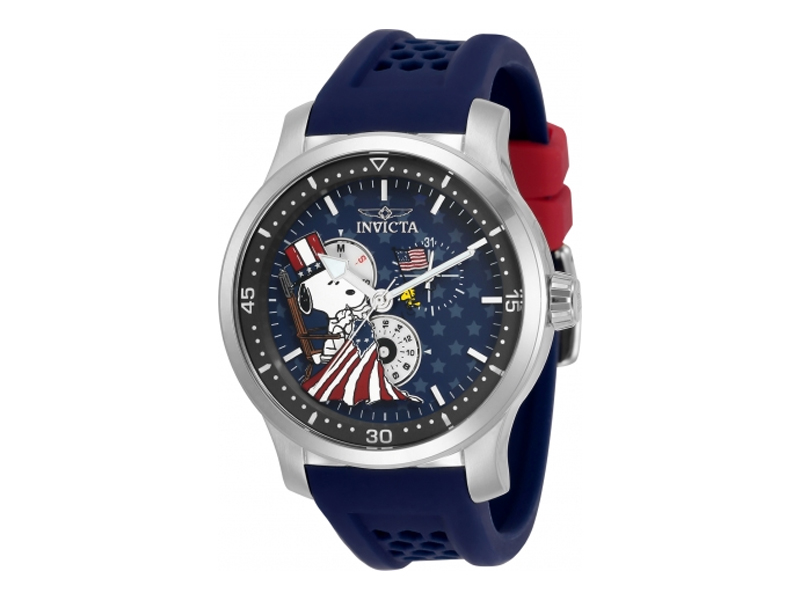Invicta Character Collection Snoopy Watch Model 33173
