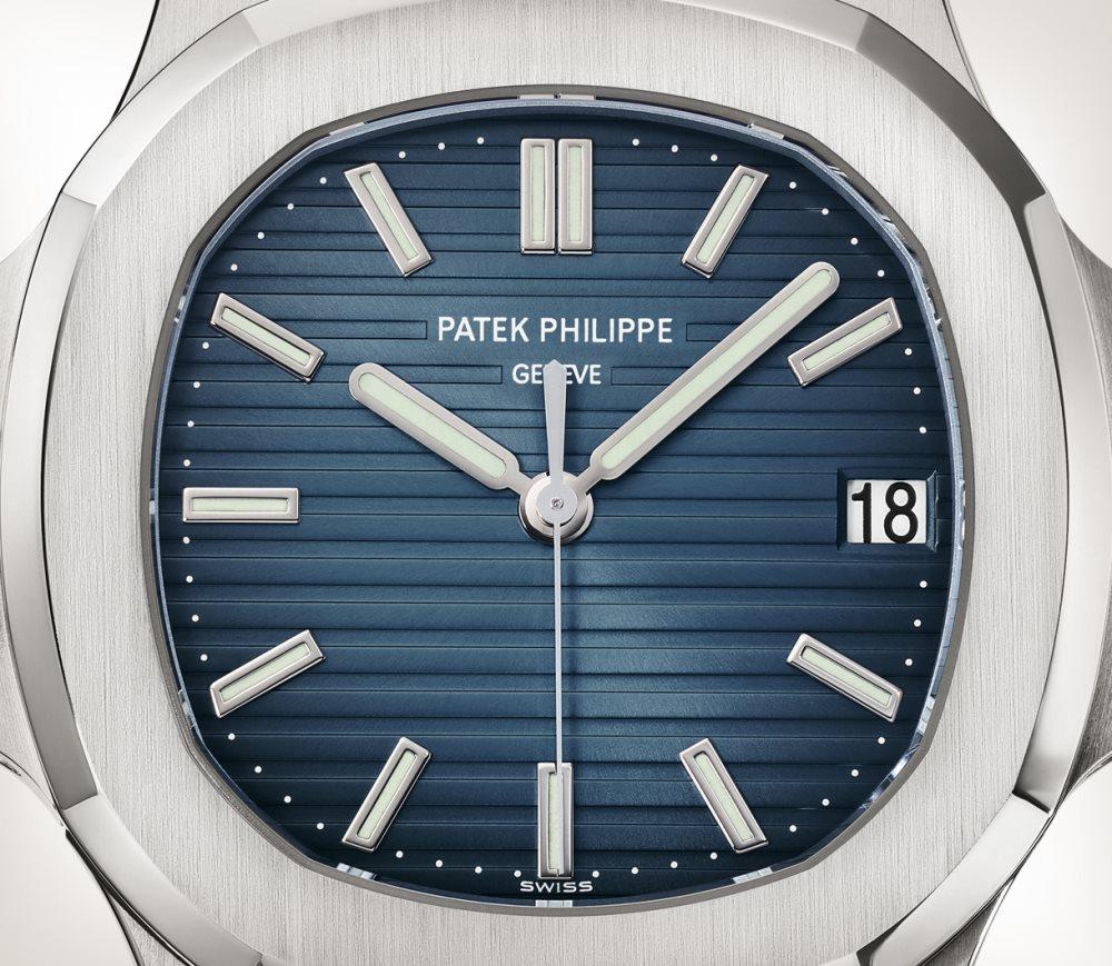Patek Philippe Nautilus Dial