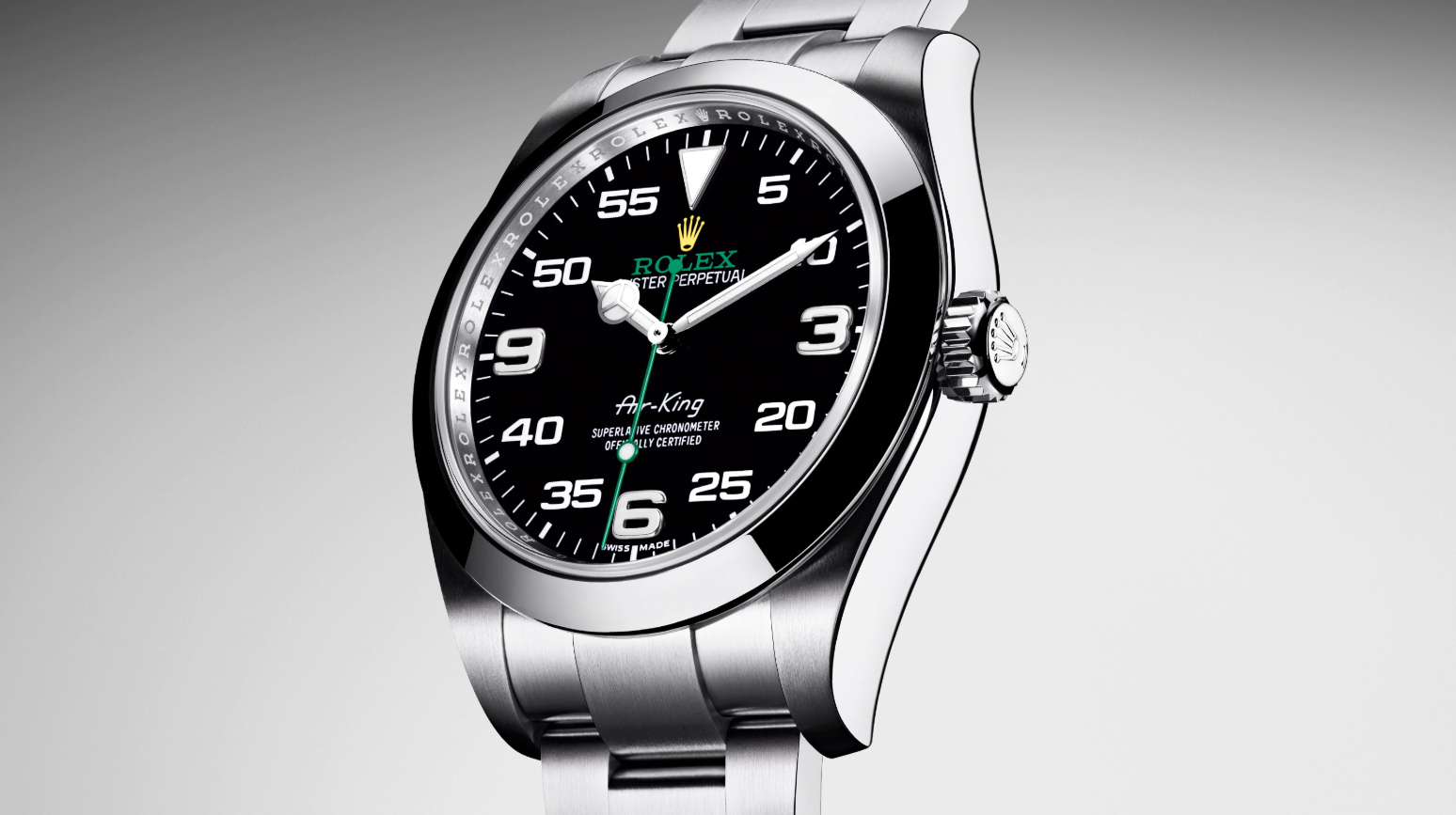Rolex Air King: More Than Just an Entry-Level Rolex