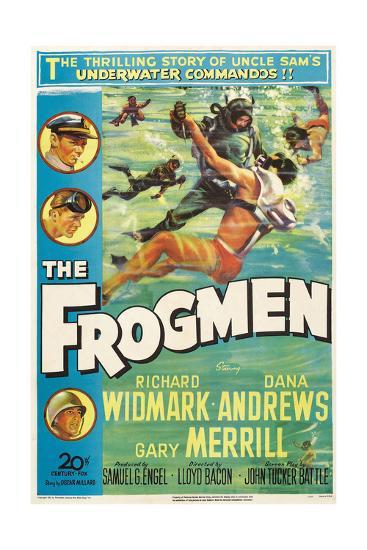 The Frogmen Movie Hamilton Watches